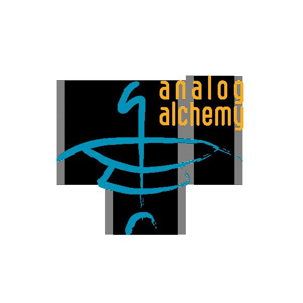 Logo-Design München für analog alchemy – Referenz von su-pr-design