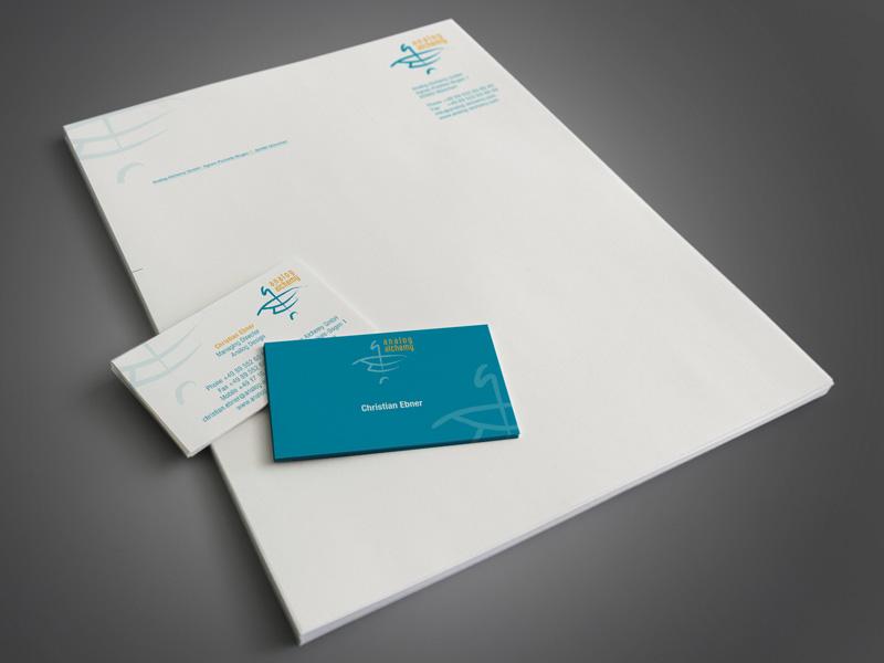Referenz von su-pr-design: analog alchemy – Gestaltung und Druck von Visitenkarten und Briefpapier