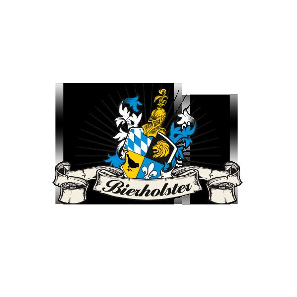 Logo-Design München für Bierholster – Referenz von su-pr-design
