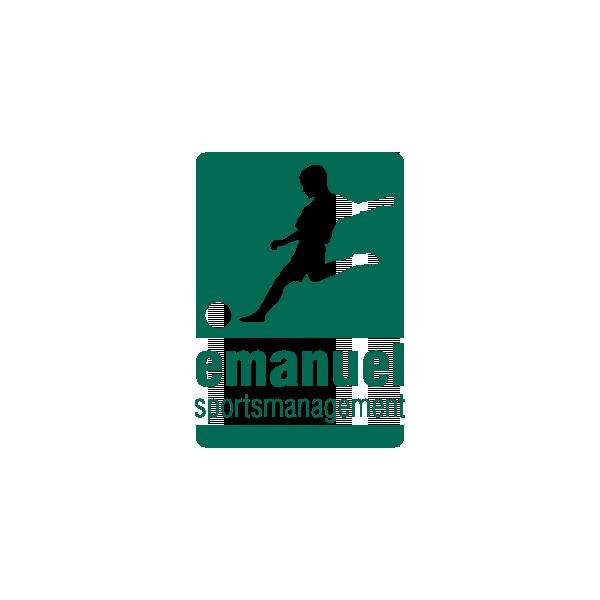 Logo-Design München für Emanuel Sportsmanagement – Referenz von su-pr-design
