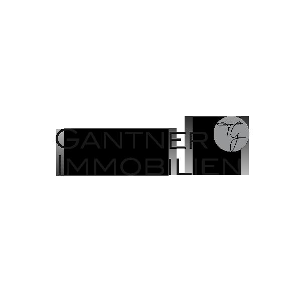 Logo-Design München für Gantner Immobilien – Referenz von su-pr-design