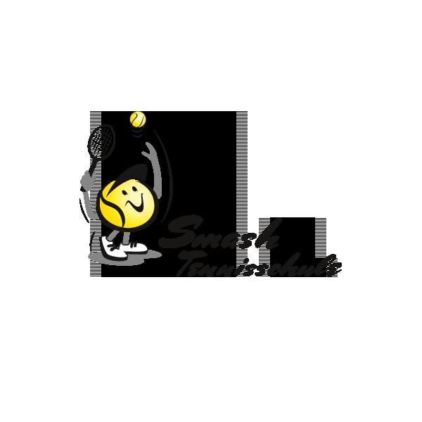 Logo-Design Smash Tennisschule – Referenz von su-pr-design
