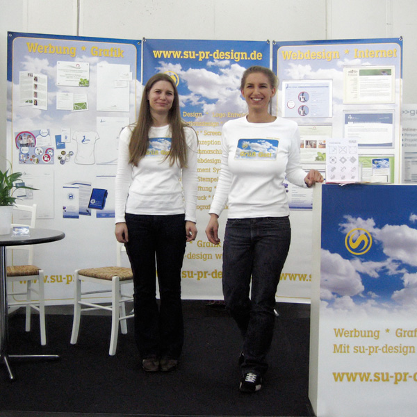 su-pr-design Messestand